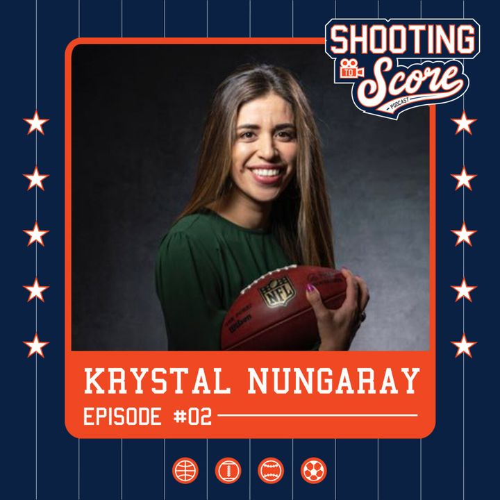 Landing Your Dream Job In Sports With NFL Network Producer, Krystal Nungaray
