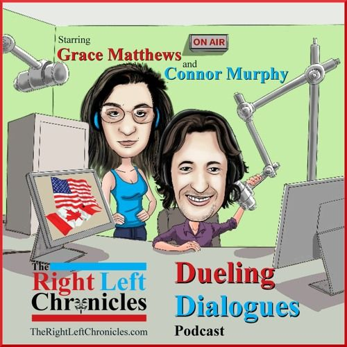 Our COVID-1984 Future - Dueling Dialogues Ep.211