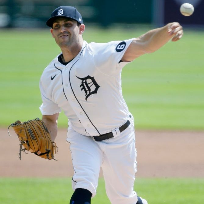 Matthew Boyd - Tigers Starting Pitcher