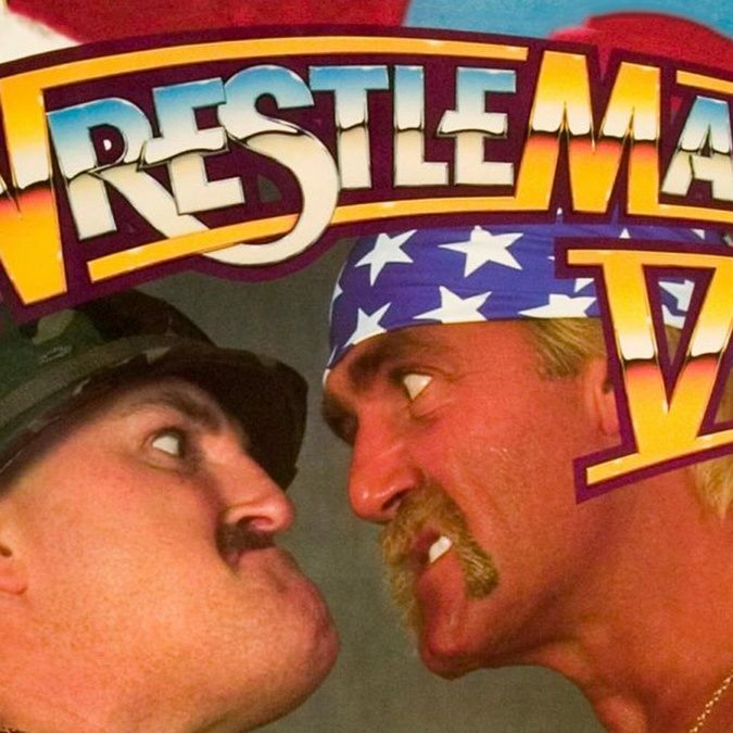 ENTHUSIASTIC REVIEWS #144: WWF WrestleMania VII 1991 Watch-Along