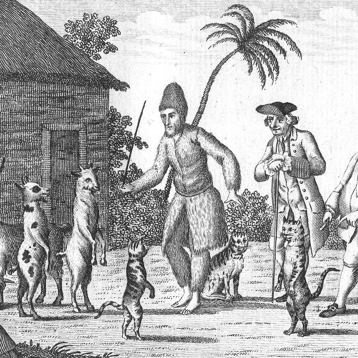Un caffé con lo storico - La vera storia di Robinson Crusoe