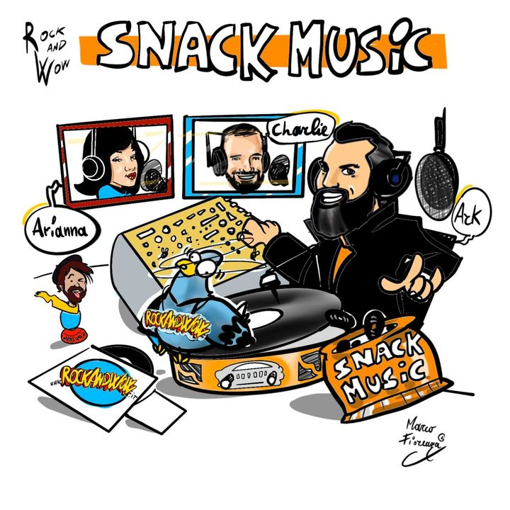RoCkAnDwOw Snack Music 36^ P.ta