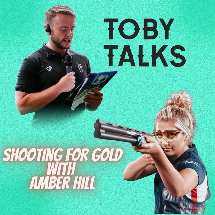 Ep 13: Shooting for Gold with Amber Hill