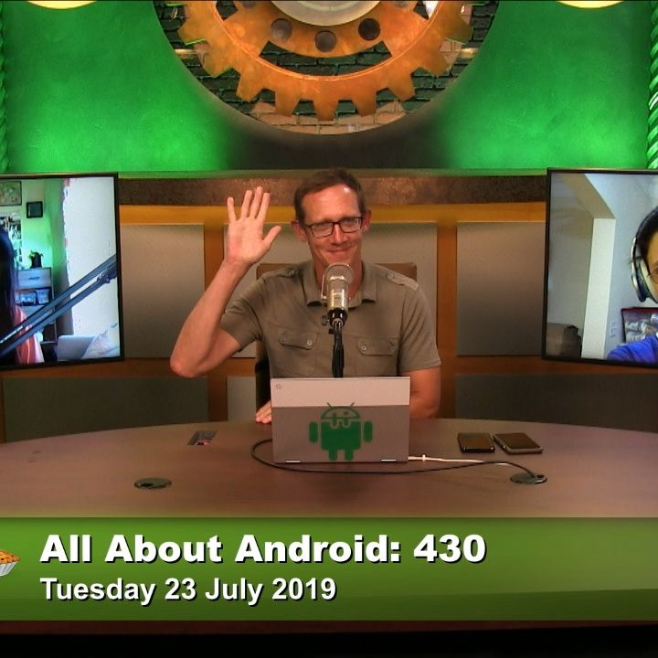 All About Android 430: Nerd Circles