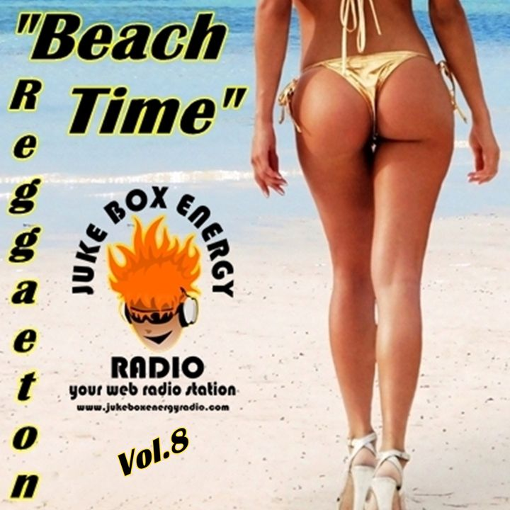 """MUSIC by NIGHT"" BEACH TIME Vol.8 REGGAETON 2018 by ELVIS DJ"