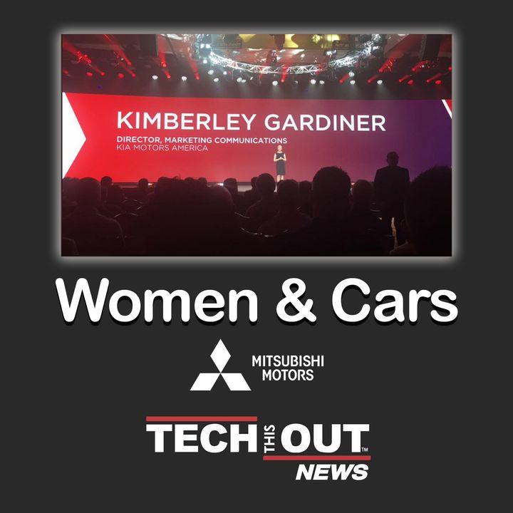 Women & Cars: THE MITSUBISHI STORY ft CMO Kimberly Gardiner