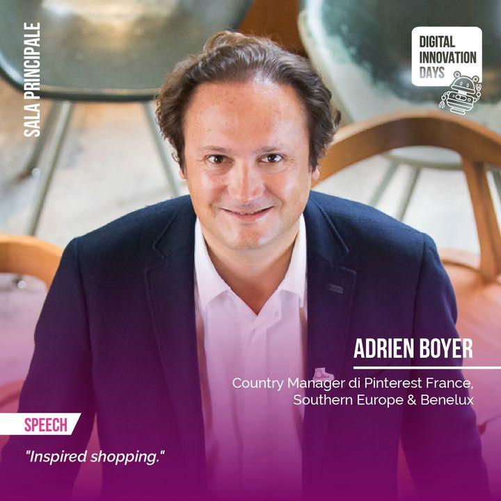 Adrien Boyer   Pinterest - Inspired Shopping