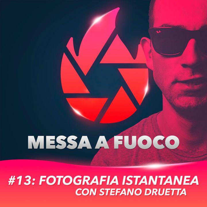 #13: Dal DIGITALE all'ISTANTANEA con Stefano Druetta | HueSample