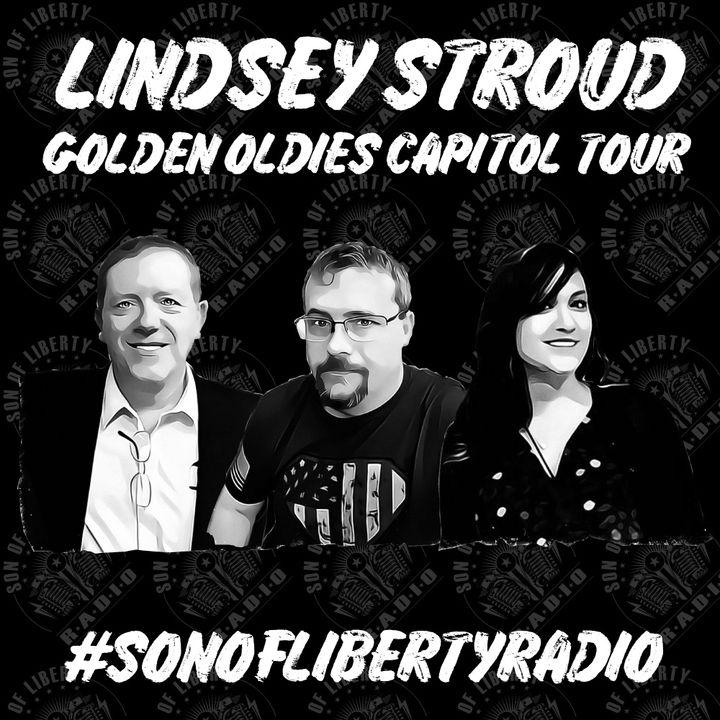 #sonoflibertyradio - Lindsey Stroud, Golden Oldies Capitol Tour