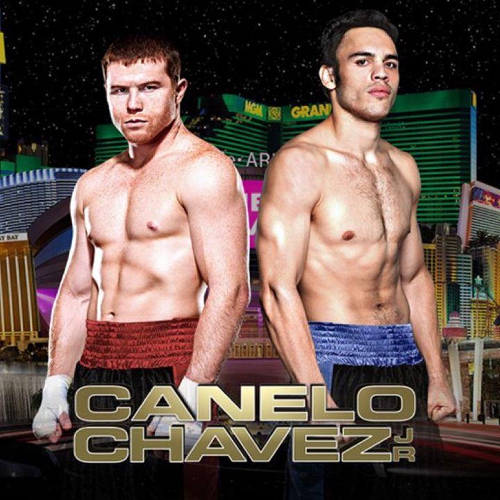 """Saul """"Canelo"""" Alvarez vs Julio Cesar Chavez Jr Predictions and Thoughts"""