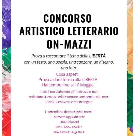 Concorso artistico-letterario ON-Mazzi