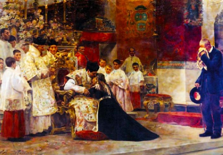 142 - Il Purgatorio dei sacerdoti