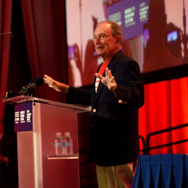 El multimillonario, Michael Bloomberg, buscará la presidencia de EU