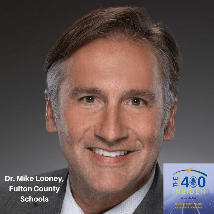 WellStar Chamber Luncheon Series:  Education with Dr. Mike Looney, Fulton County Schools