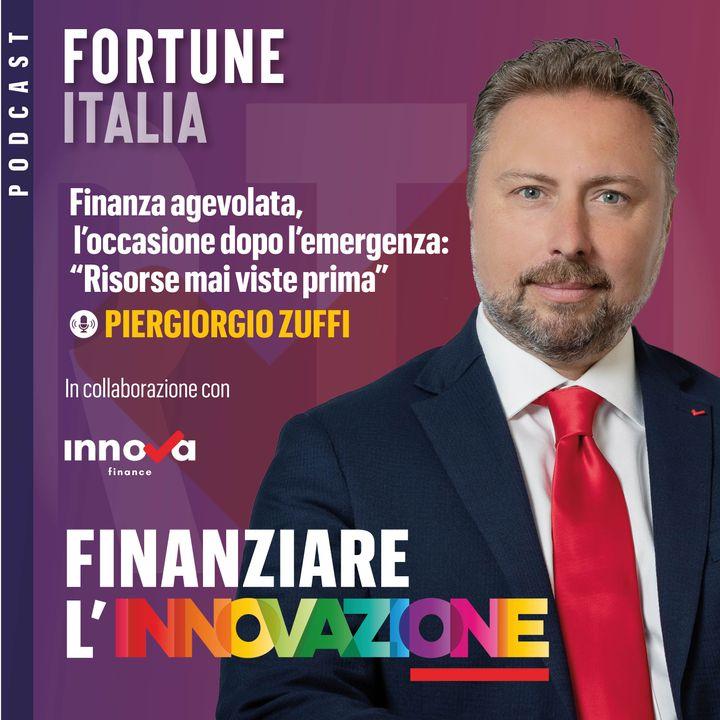 """Piergiorgio Zuffi: Finanza agevolata, l'occasione dopo l'emergenza: """"Risorse mai viste prima"""""""