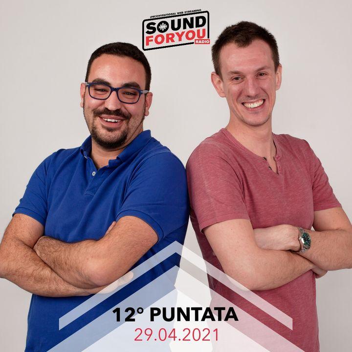 Sound For You Radio - La musica unplugged - 29.04.2021