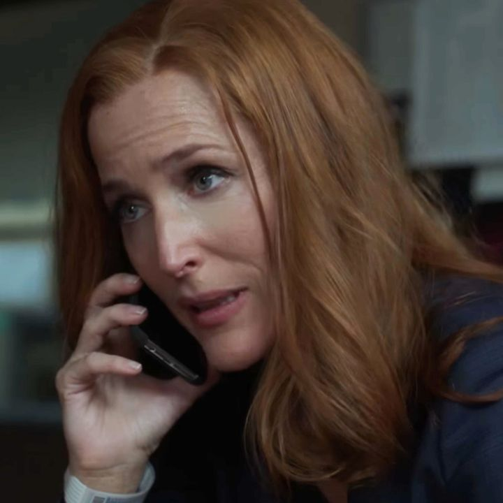 205. SEASON 11 02: Scully I (My Struggle III)