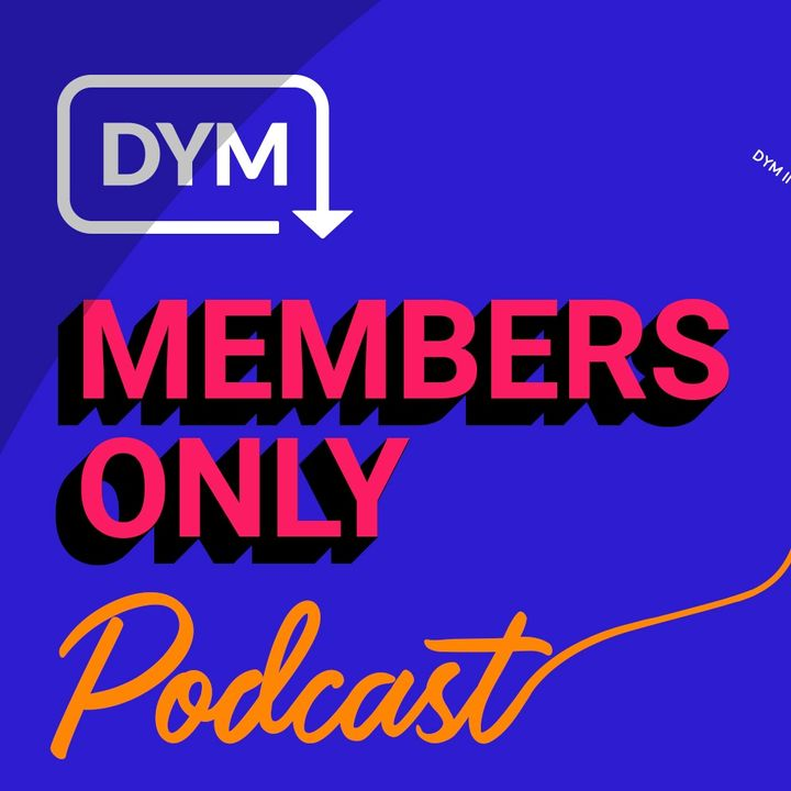 Youth Ministry Members Only (DYM)