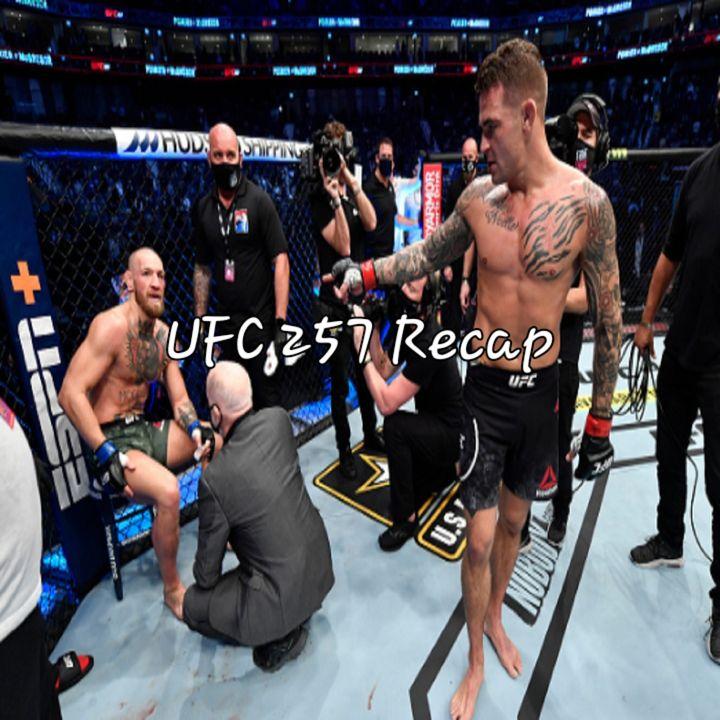 UFC 257 Recap
