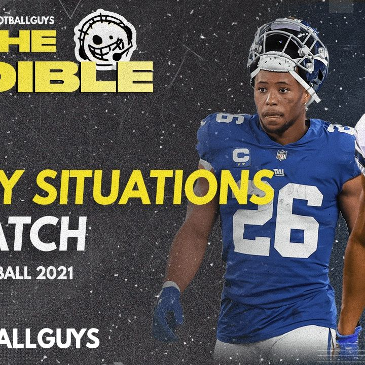 TOP 5 INJURY SITUATIONS TO WATCH   Fantasy Football 2021