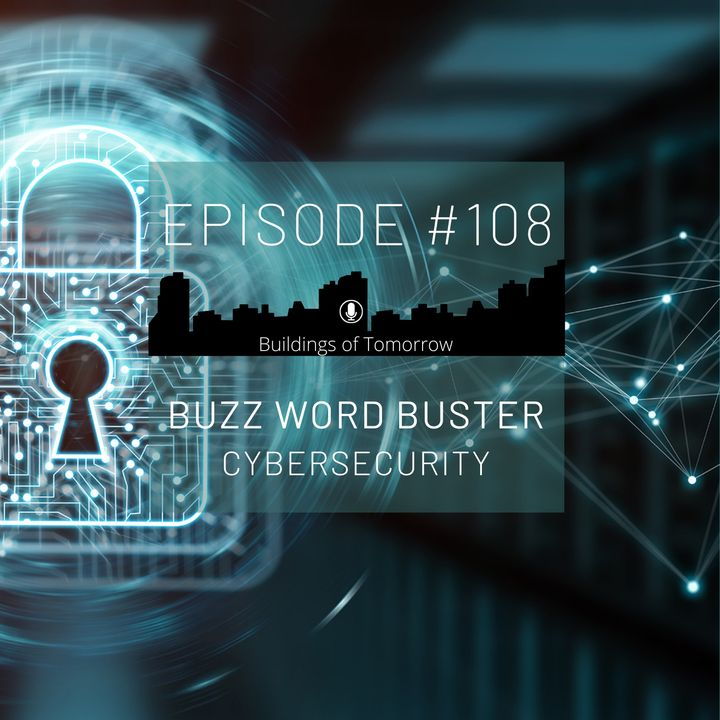 #108 Buzz Word Buster Cybersecurity
