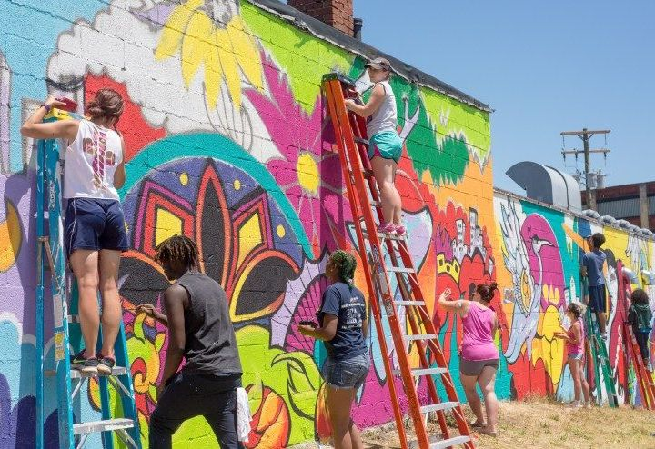 Murals for Communities will take place in Waterford in an online capacity this Summer.