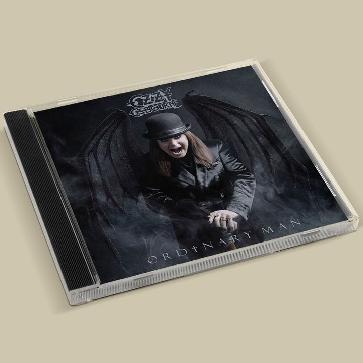 S1 E33. [IL DISCO] Ozzy Osbourne - Ordinary Man