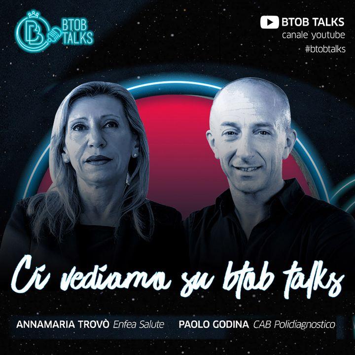 Annamaria Trovò e Paolo Godina