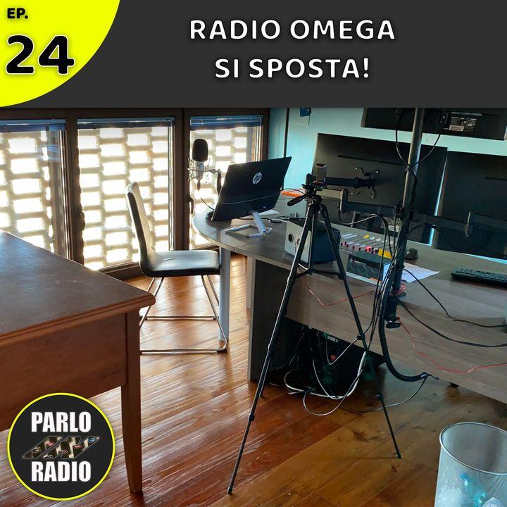 Radio Omega si sposta! Cosa cambierà?