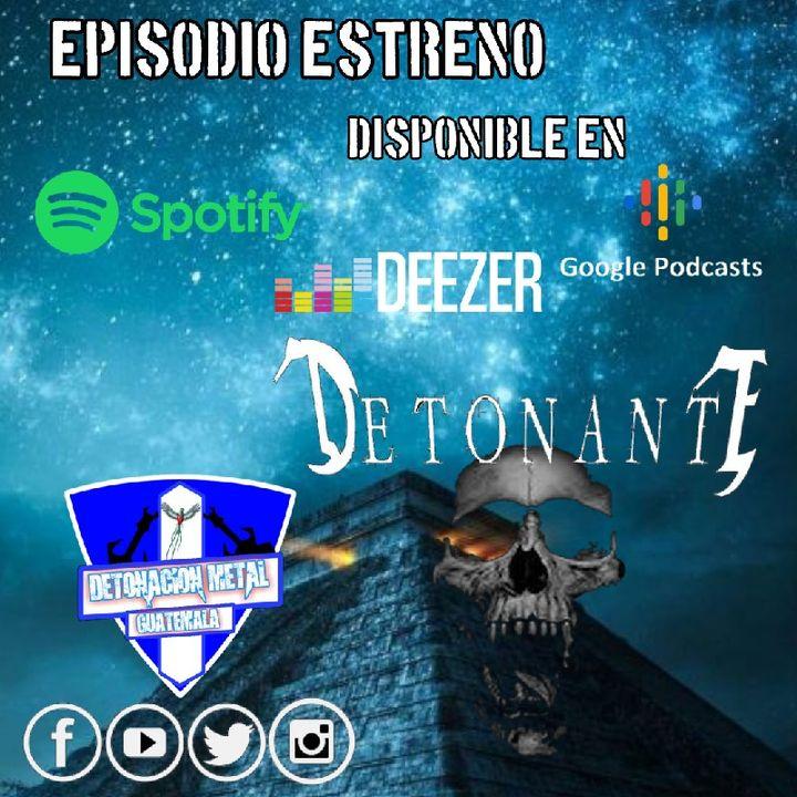 Recomendación DETONANTE Speed Thrash Metal Guatemalteco