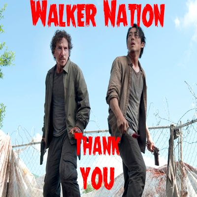 """Ep 74 LIVE """"Thank You"""" TWD Episode 603"""