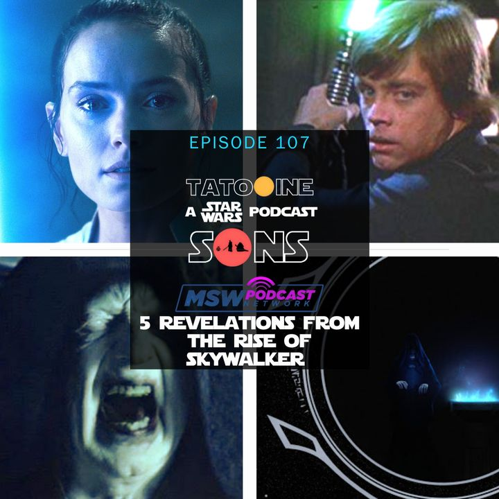 5 Revelations from The Rise of Skywalker Novelization