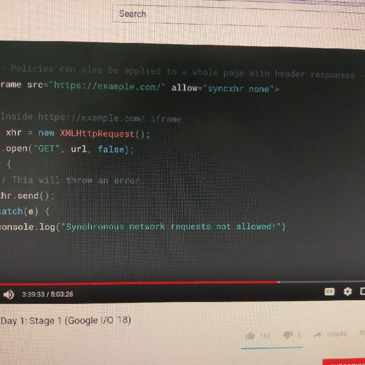 Google io18: Building A Seamless Web [Recap]