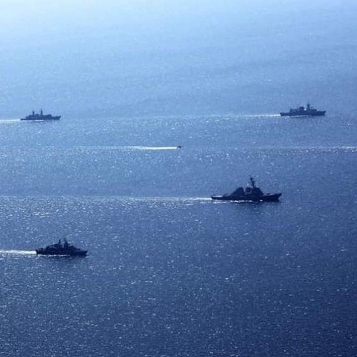 Episode 597: Ukraine & the Eastern Black Sea with CAPT Chris Rawley, USNR
