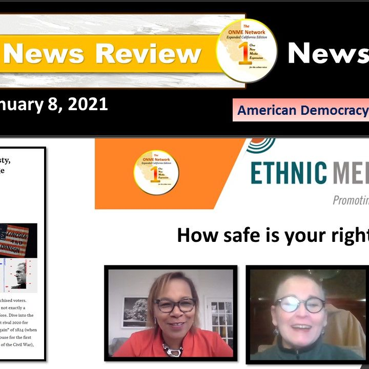 American Democracy and the Vote Part 1- How safe is your right to vote?