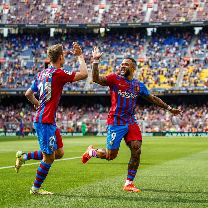 El Barcelona consigue una victoria jugando pesimo