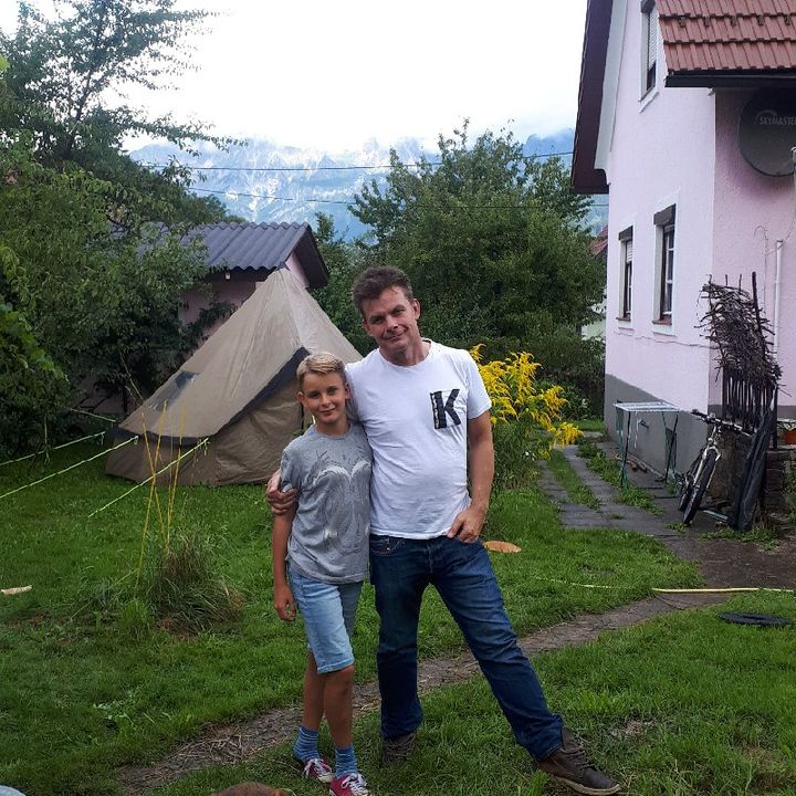 Afterhour mit Konstantin und Andi- Forestpod