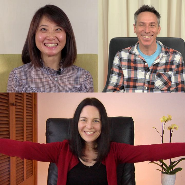 """""""Healing in Mind"""" Online Retreat: 4th Closing Session with Frances Xu, Emily Alexander and Greg Donner"""
