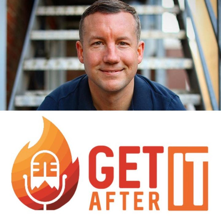 Episode 87 - with AJ Roberts - British Army veteran and personal development coach.