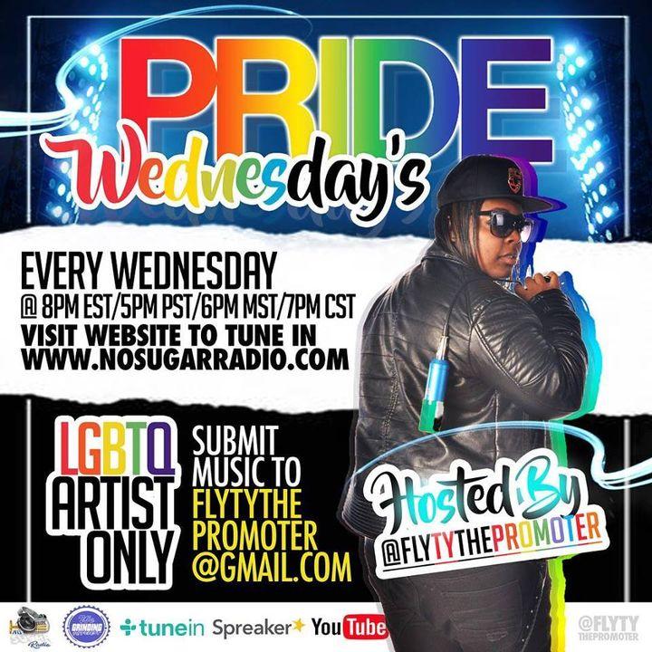 Pride Wednesday's (LGBTQ Artist)