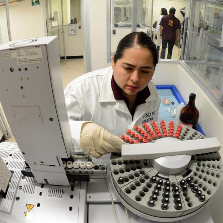 Las personas con coronavirus en la CDMX son atendidas