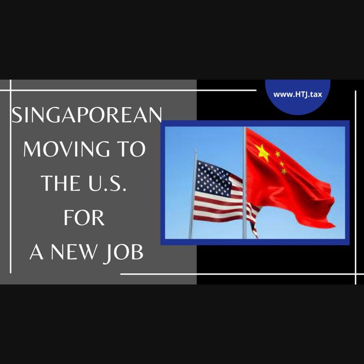 [ HTJ Podcast ] Singaporean Moving To The US For A New Job