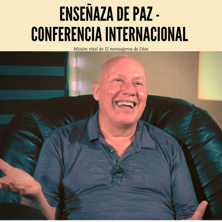 Enseñaza de paz - Conferencia internacional - Sesión con David Hoffmeister