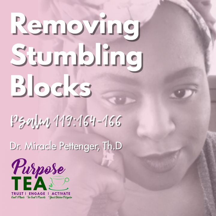 Removing Stumbling Blocks