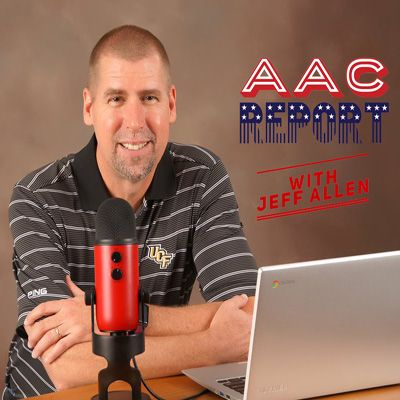 The AAC Report With Jeff Allen: #037 Cincinnati and Memphis basketball. Guests: Brian Fox, Frank Murtaugh