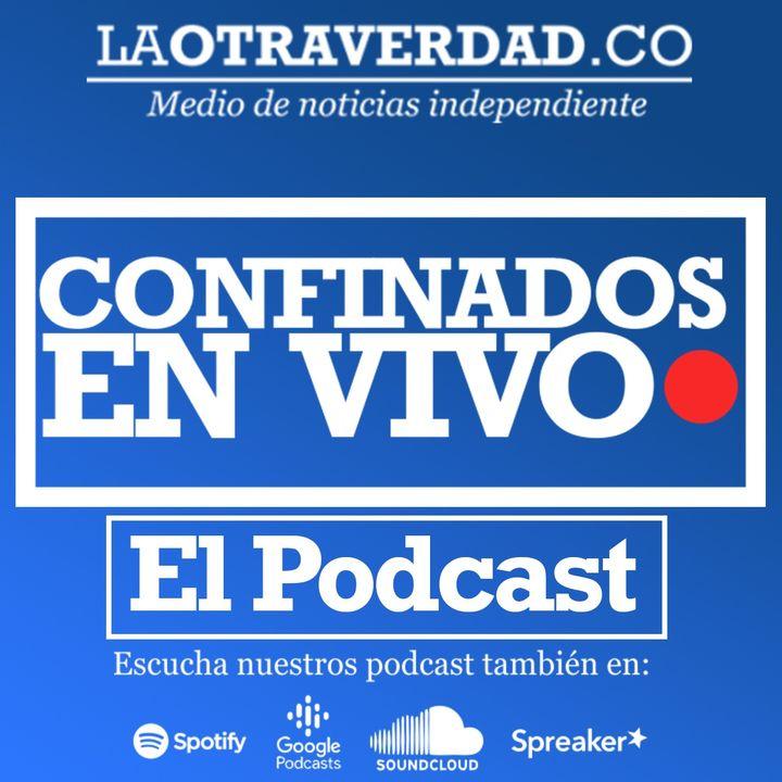 #ConfinadosEnVivo - entrevista con el Representante a la Cámara Inti Asprilla del Partido Alianza Verde