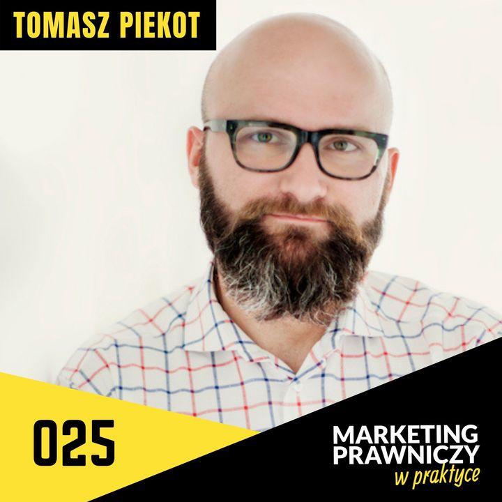 MPP#025 Prosty język to przyszłość prawników - Tomasz Piekot