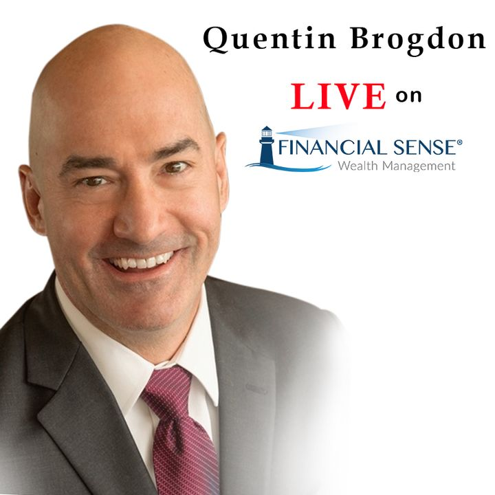 Quentin Brogdon - Employers can require employees to get a COVID vaccine || Financial Sense Podcast || 1/4/21