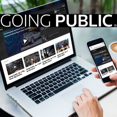 """Going Public"" Streaming Documentary Series Illustrates the Future of Retail Investing and Crowdfunding"