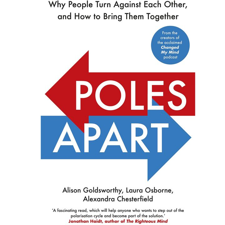 #29 - How Political Polarization Affects Our Personal and Professional Lives